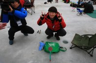Hongcheon Winter Festival 홍천강 꽁꽁축제