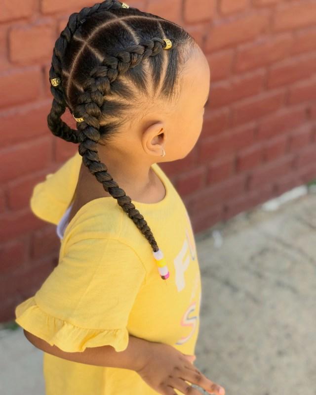 children's braids black hairstyles 2018 | kids hairstyle