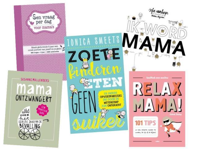 Boekenclub- Mom-To-Be New Mom Boeken