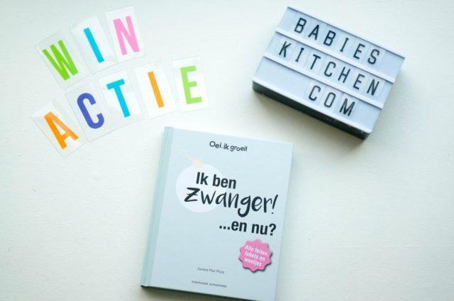 review Ik ben zwanger en nu winactie - Babies Kitchen