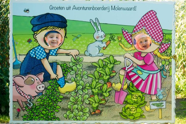 Groeten uit Avonturenboerderij Molenwaard | Babies Kitchen