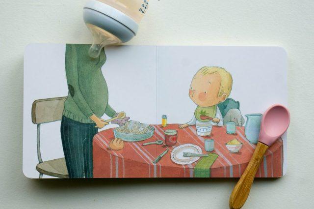 Recensie Mama's Bolle Buik Babyboek| Babies Kitchen