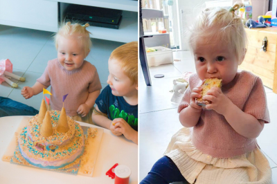 Het Zandkasteel Taart Eerste Verjaardag_ Babies Kitchen