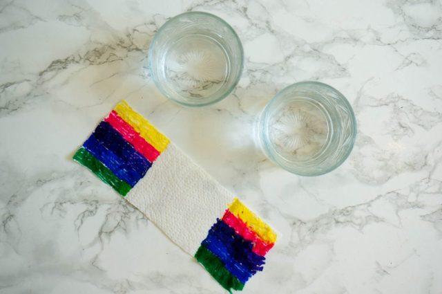 Stap 1: Een Regenboog laten Groeien | Babies Kitchen