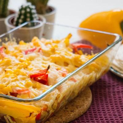 Kip Fajita uit de Oven | Babies Kitchen