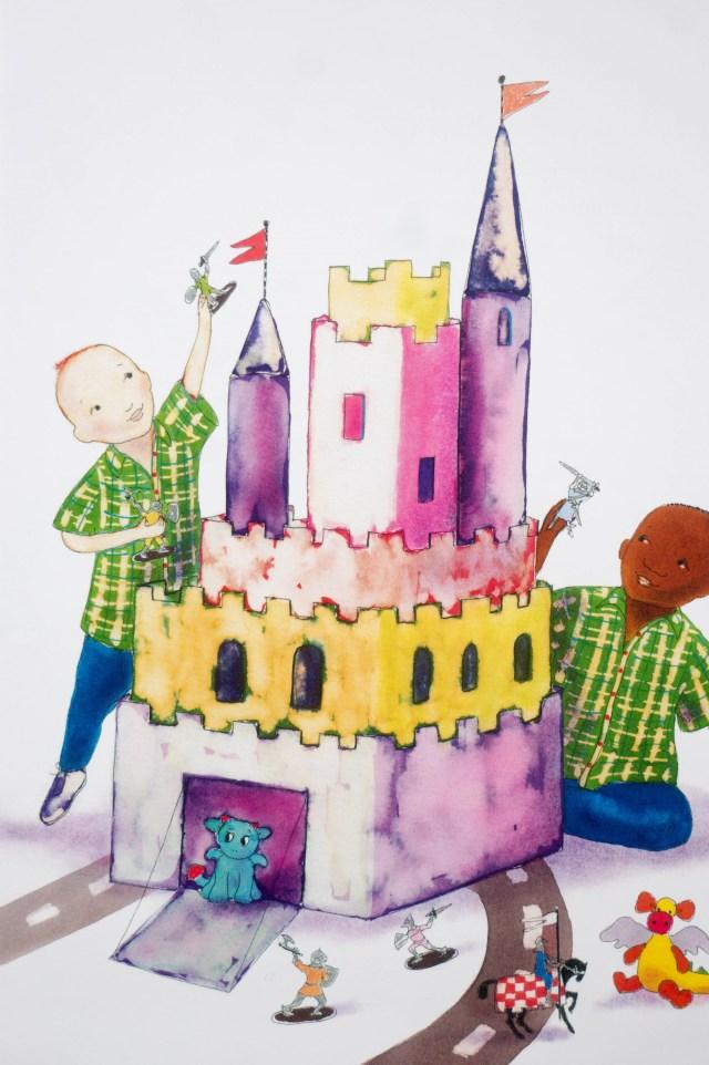 Kinderboekenweek 2020 Tweeling - Mylo Freeman [Kidshoekje.nl]