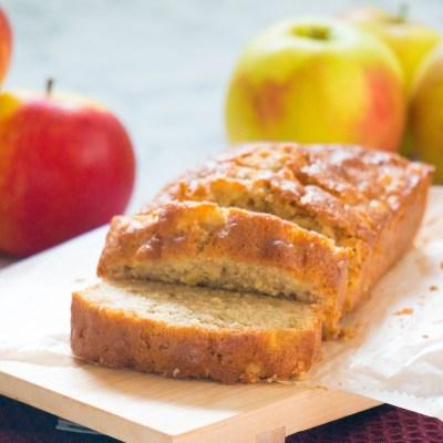 recept appel-kaneel cake [kidshoekje.nl]