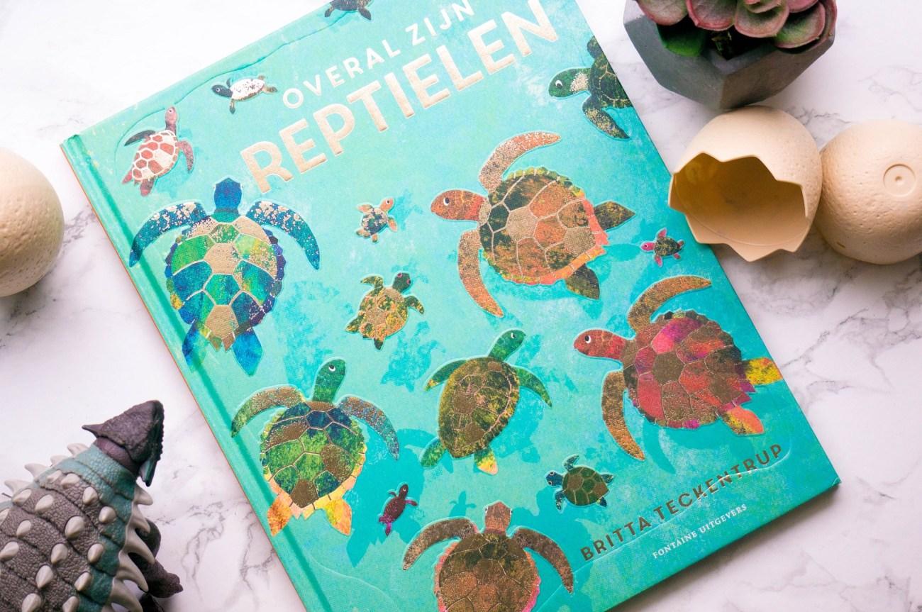 Overal zijn Reptielen [Kidshoekje.nl]