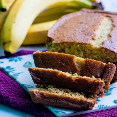 Bananen-Yoghurtbrood - Kidshoekje.nl