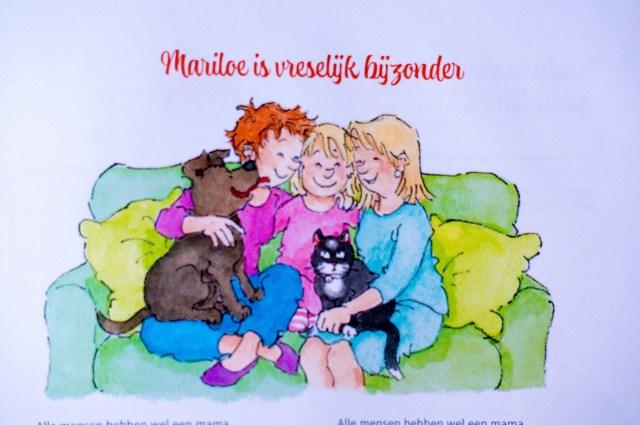 Kinderboek Het Vrolijke Voorleesboek voor de allerliefste mama - Kidshoekje.nl
