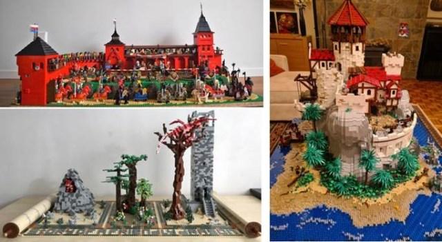 Lego Hermitage Amsterdam