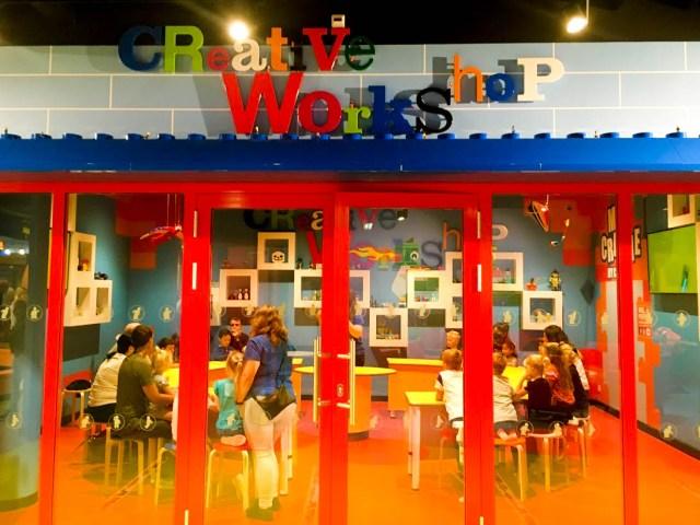 LEGOLAND - Workshop - Kidshoekje.nl
