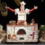 """Театр """"На Неве"""". Гуси-лебеди и баба Яга"""