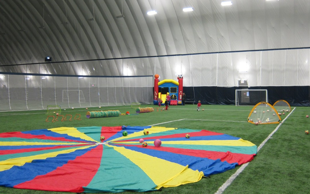 Monarch Park Stadium Toddler Time