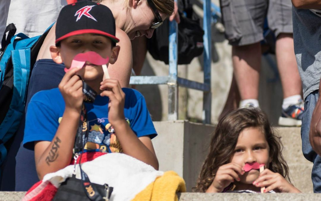 Why Ultimate Frisbee is for Families – Meet the Toronto RUSH