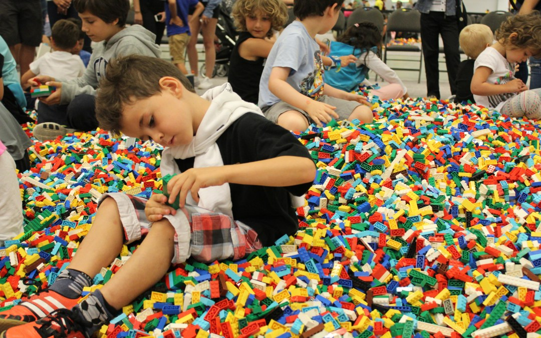 LEGO Imagine Nation Tour arrives in Toronto