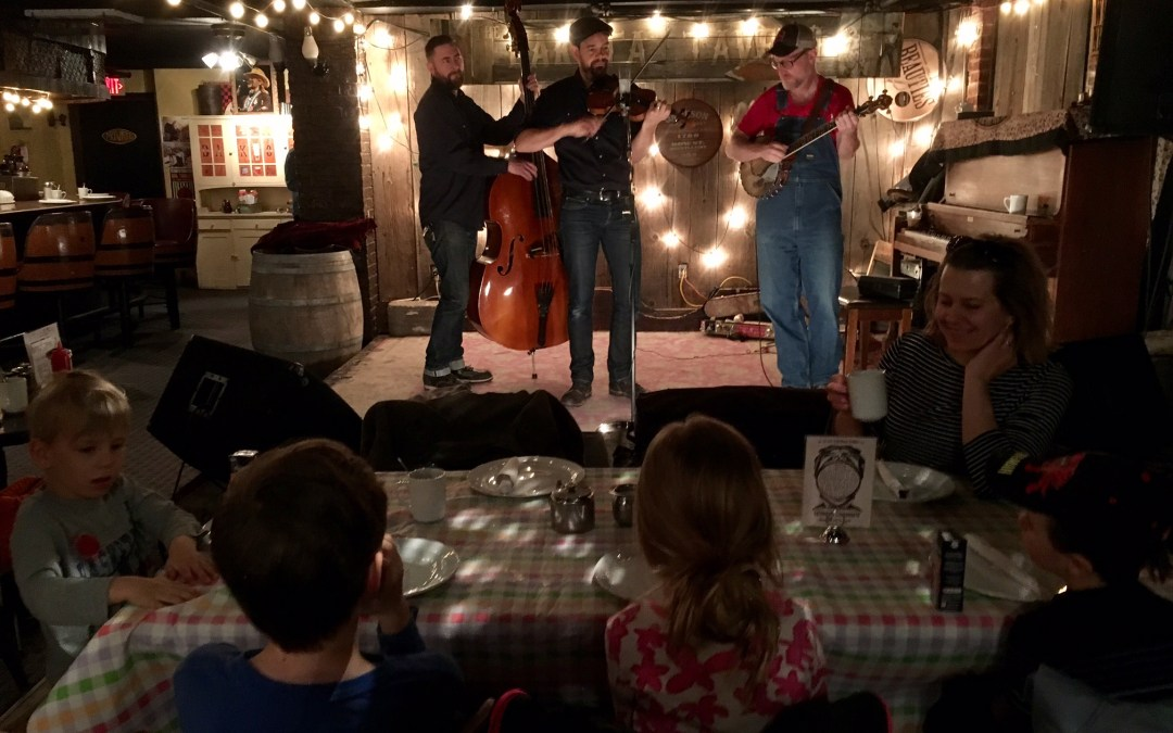Bluegrass Brunch at Toronto's Dakota Tavern