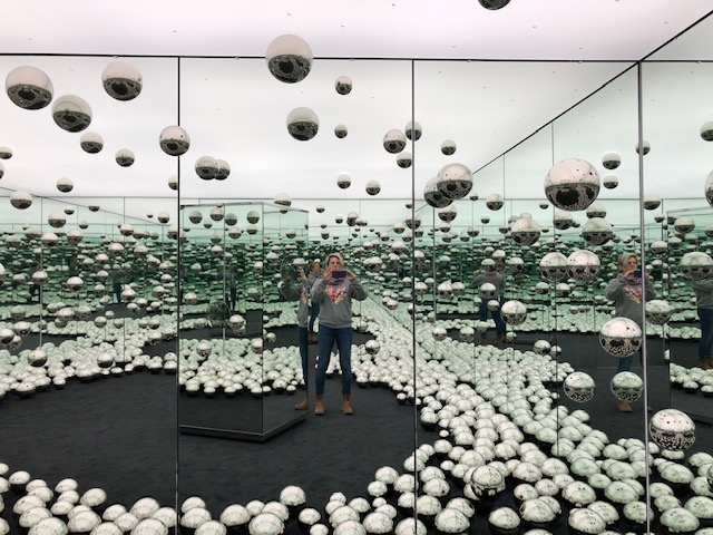 THE AGO'S NEW INFINITY ROOM