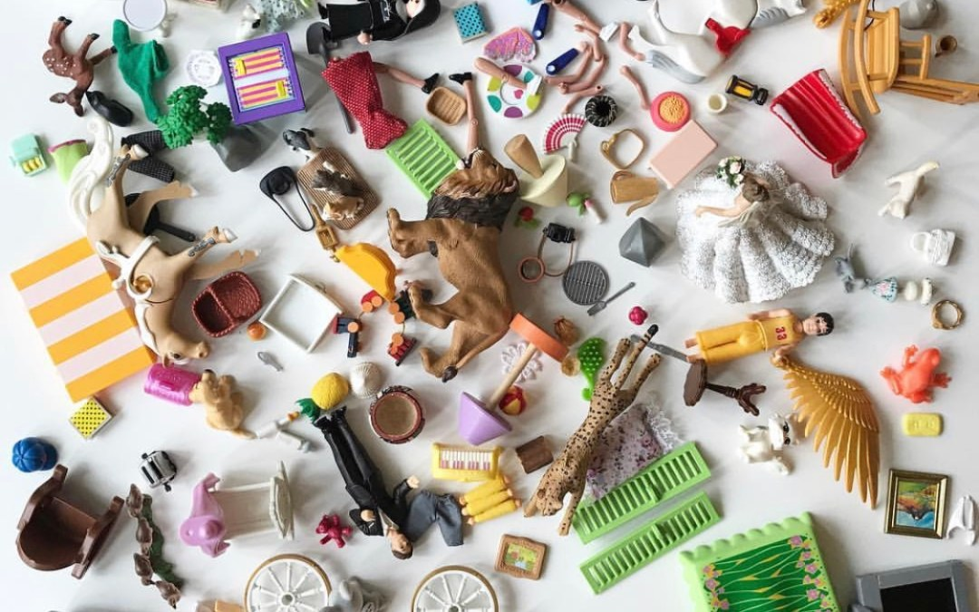 LITERACY OVER LITTER WITH TORONTO'S TINY TOY CO.