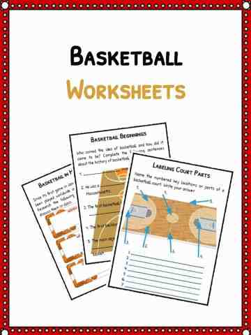 Basketball Facts & Worksheets