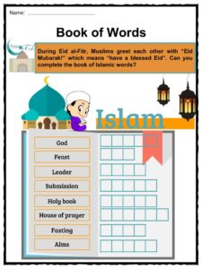 Eid Al Fitr Facts Worksheets Origin Traditions