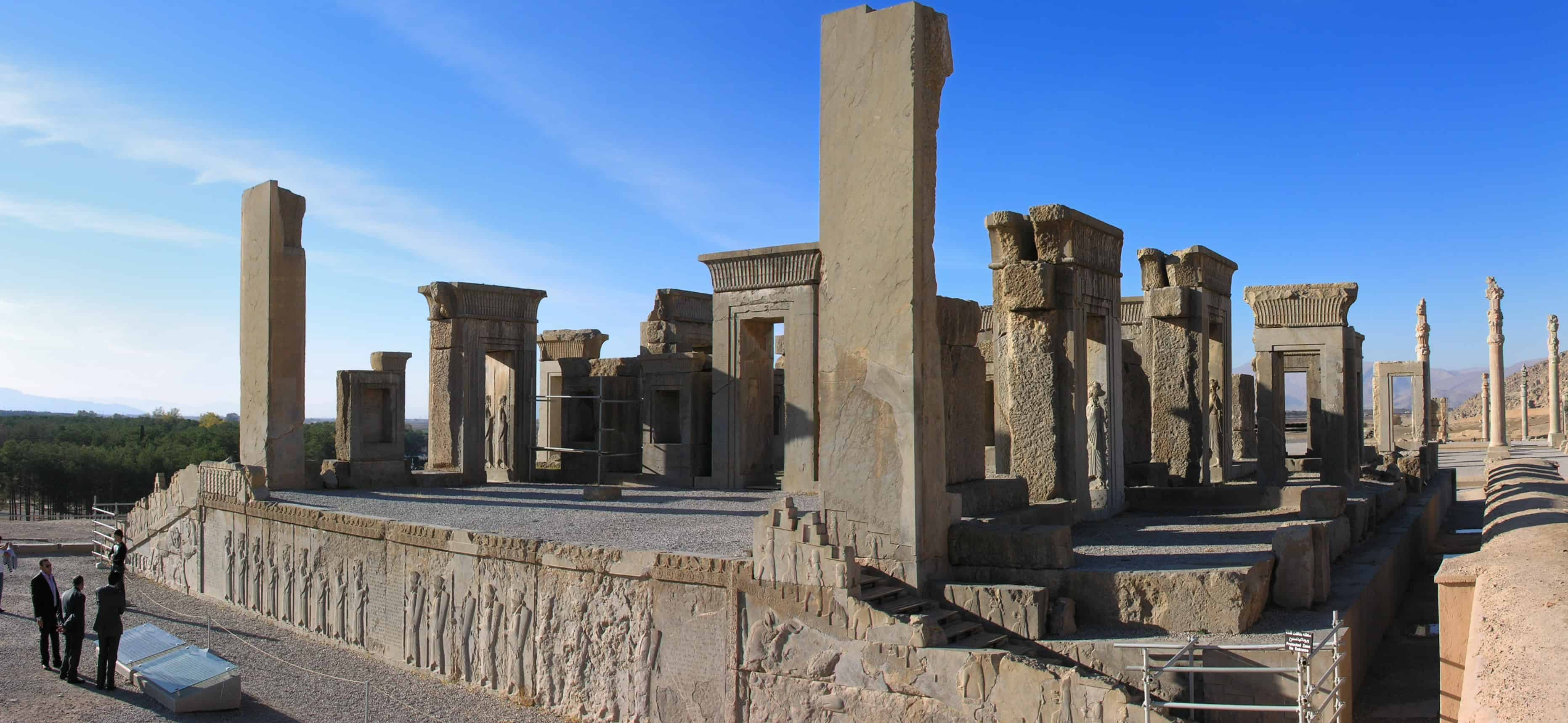 The Achaemenid Empire Persian Facts Worksheets