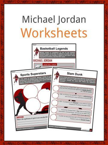 Michael Jordan Worksheets