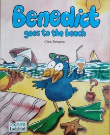 Benedict Goes to the Beach