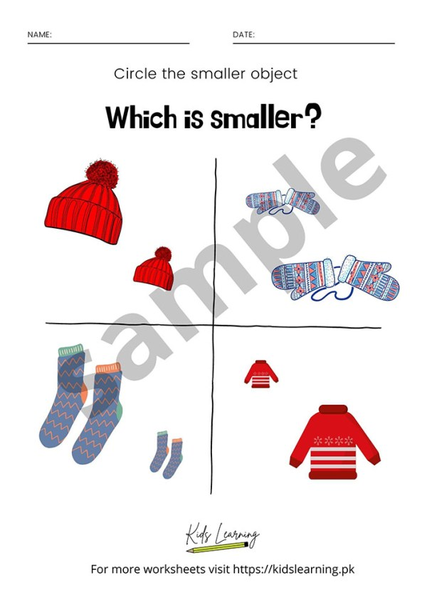 which is smaller