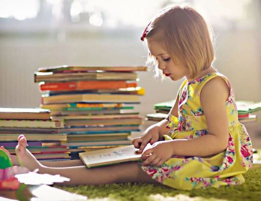 Books Help Your Child Make Connections