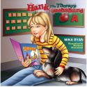 "Alt=""hank the therapy dachshund by mika ryan"""