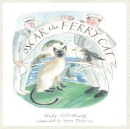 "Alt=""oscar the ferry cat by molly arbuthnott"""