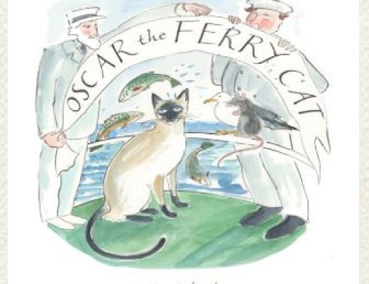 Oscar the Ferry Cat by Molly Arbuthnott – Book Review