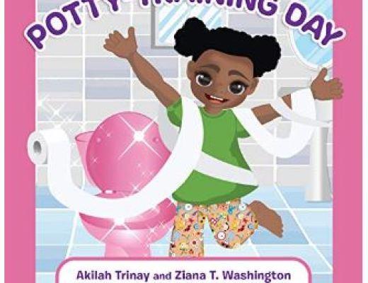 Potty Training DaybyAkilah Trinay& Ziana T Washington