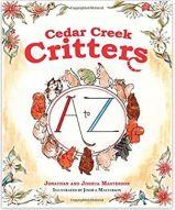 "Alt=""cedar creek critters a to z by johnathan masterton"