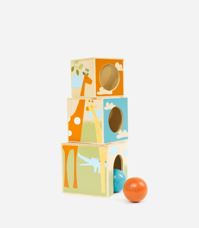 Best Wooden Toys For 1 Year Old Safari Nest And Play Blocks Kids Love This Stuff