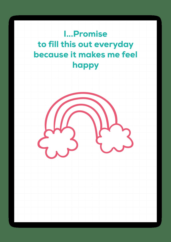 Bullet Journal Notebook For Kids