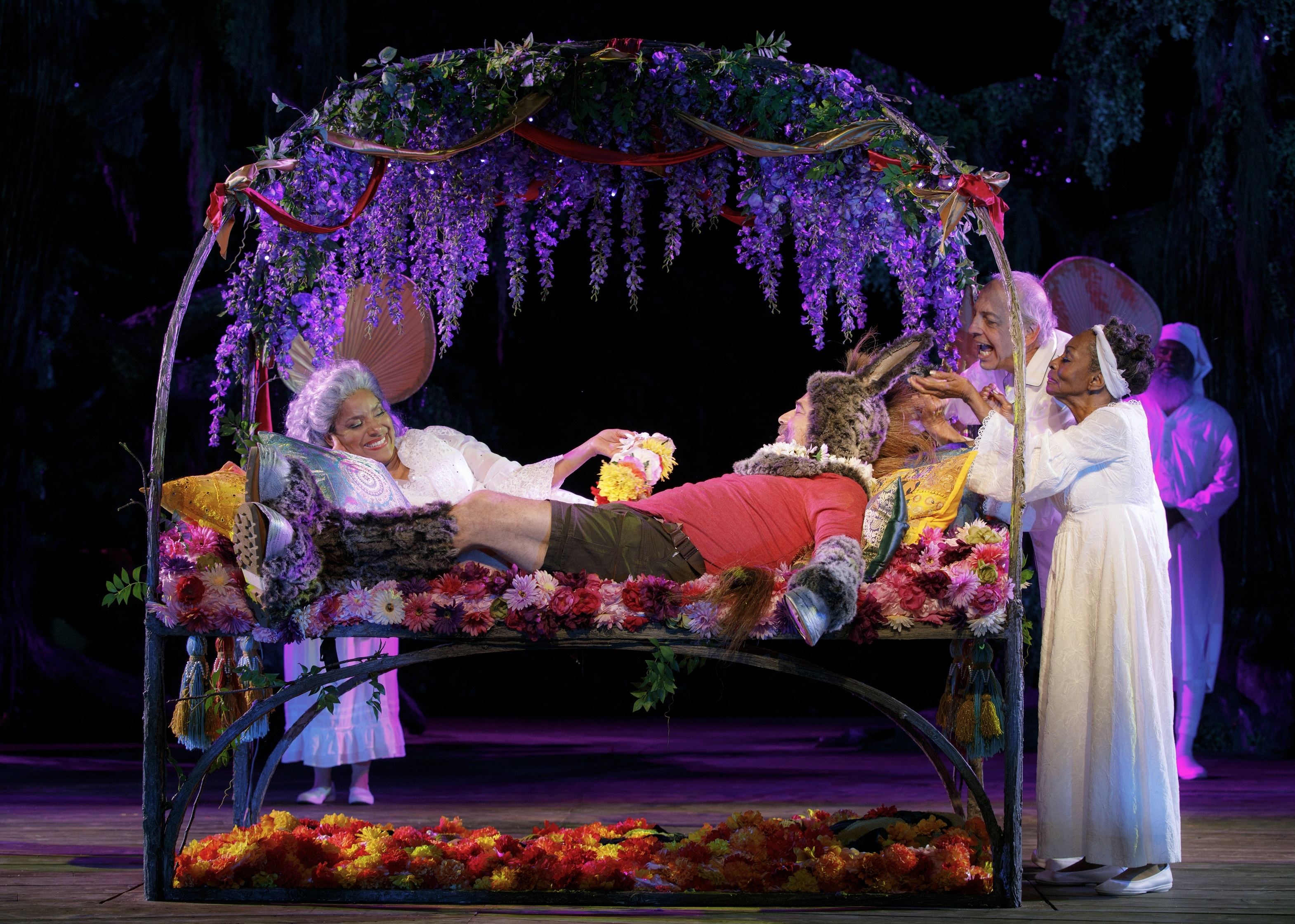 Dreaming In Public A Midsummer Night S Dream In Central