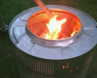 close-up-Image-of-burning-fire-in-a-washing-machine-drum