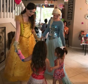 Princess Party Fort Myers Fl