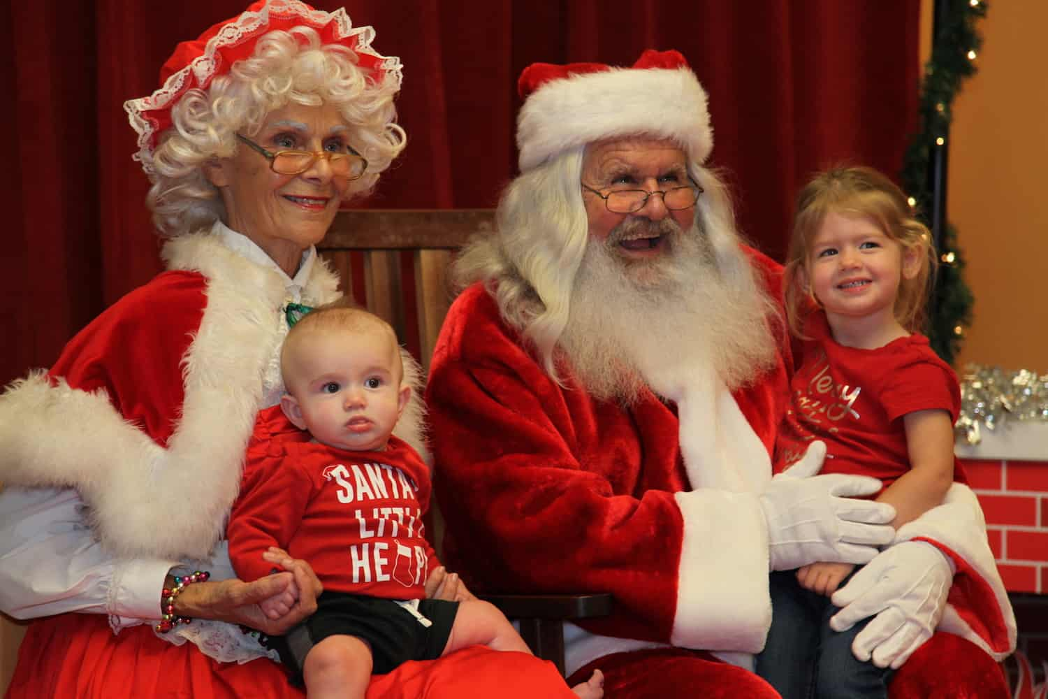 Santa Claus Fort Myers With Mrs Claus