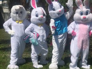 Easter Bunny Fort Myers FL