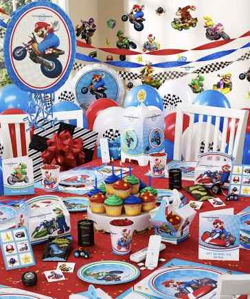 Mario Kart Kids Party Supplies And Ideas Boys And Girls Party Ideas Favors Decorations Activities Food And More