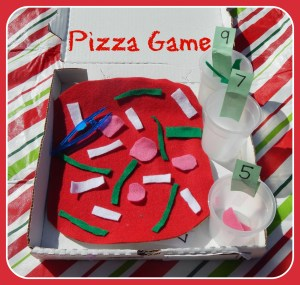 Smarter Pizza Game