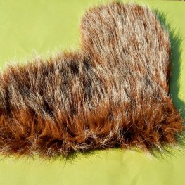 squirrel fur