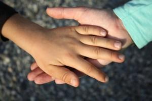 touching handsedited