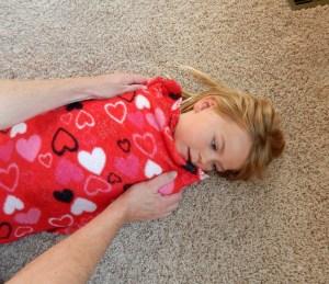 blanket squeezes