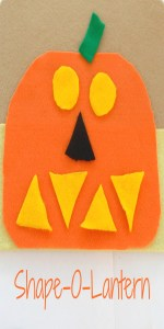 Find out how to make this cute craft activity for kids while teaching them about shapes, colors, and patterns