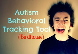 Autism Behavioral Tracking Tool (Birdhouse)