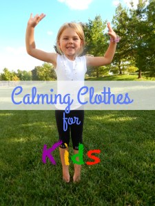 Find out how these pieces of clothing help to calm children's bodies and behaviors and where you can purchase them.